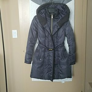 Vince Camuto Women's belted winter coat